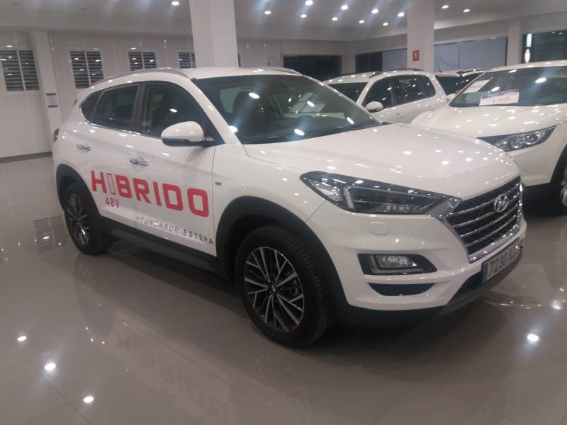Hyundai Tucson 1.6 CRDI 85kW (116CV) 48V   4X2 Tecno