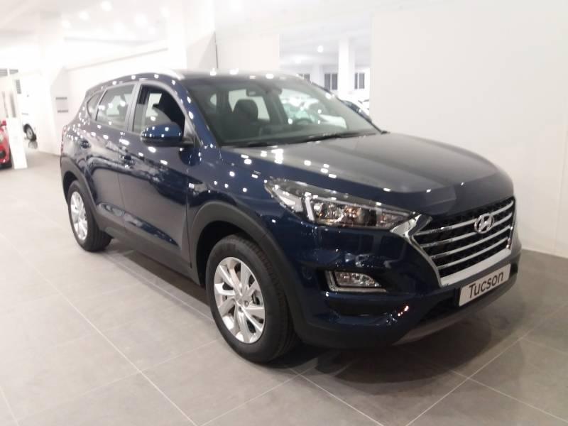 Hyundai Tucson 1.6 CRDI 85kW (116CV) 48V   4X2 SLE