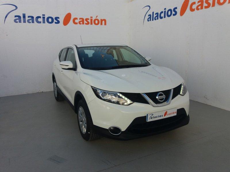 Nissan Qashqai 1.5dCi 4x2 VISIA