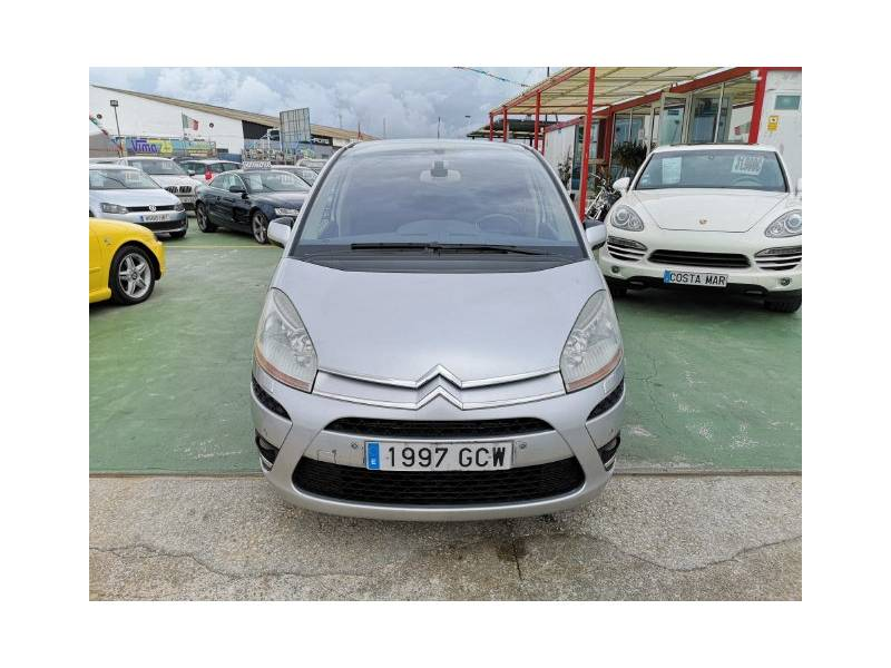 Citröen C4 Picasso 1.6 HDi Exclusive