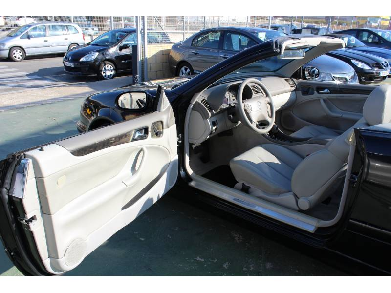 Mercedes-Benz Clase CLK CLK 200 K AVANTGARDE