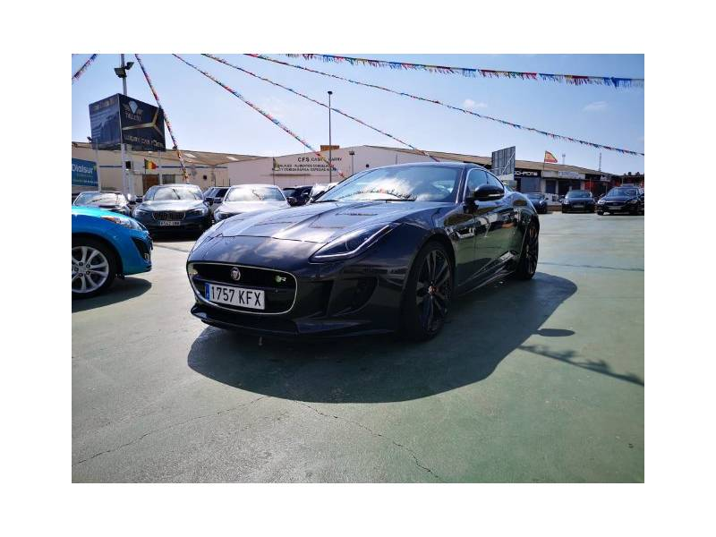 Jaguar F-Type V8 5.0 S/C Coupé Auto R