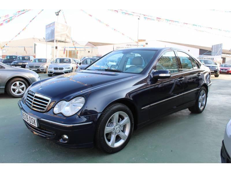 Mercedes-Benz Clase C C 220 CDI AVANTGARDE