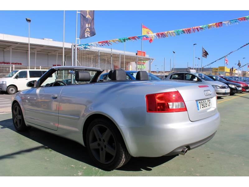 Audi A4 1.8T multitronic Cabrio -