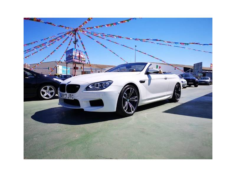 BMW M6 4.4 Bi Turbo