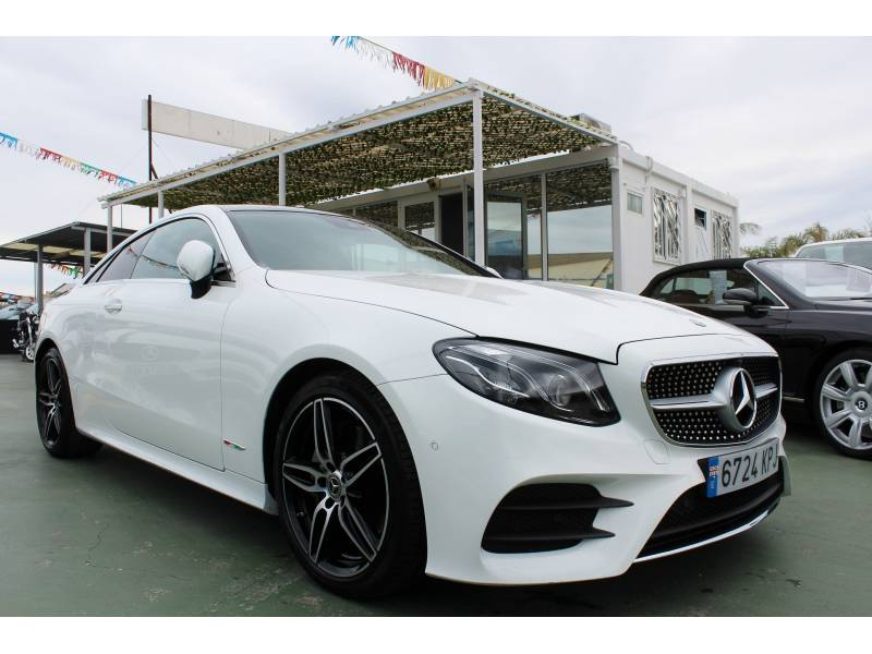 Mercedes-Benz Clase E Coupé E 220 d -