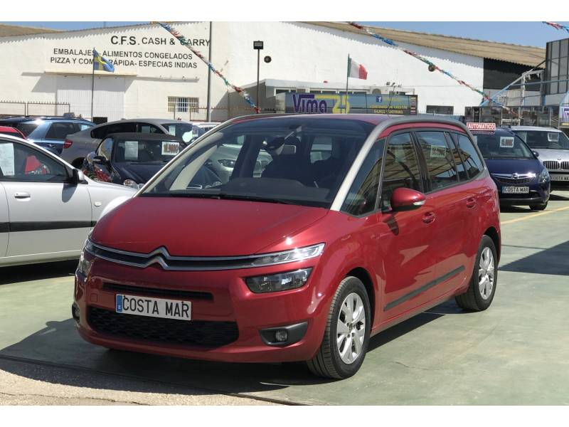 Citröen C4 Picasso 1.6 e-HDi CMP 110cv Seduction