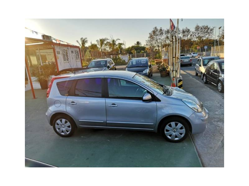 Nissan Note 5p. 1.5dCi-90 ACENTA