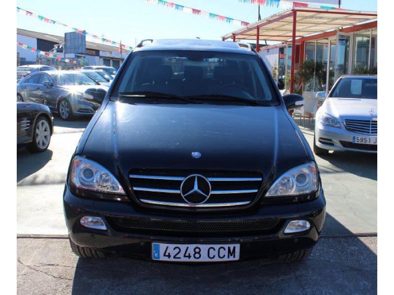 Mercedes-Benz Clase M ML 400 CDI AUTO -