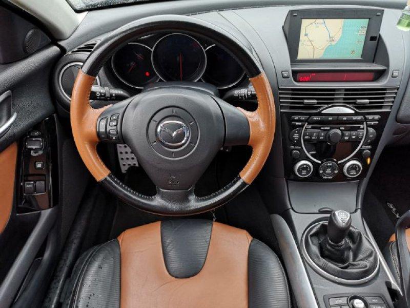 Mazda RX-8 - -