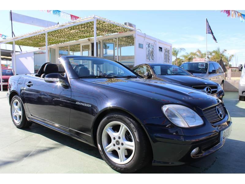 Mercedes-Benz Clase SLK 2.0 SLK 200