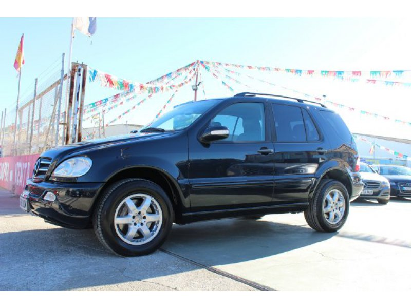 Mercedes-Benz Clase M ML 400 CDI AUTO -