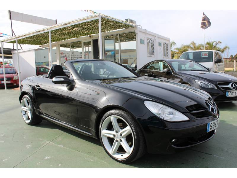 Mercedes-Benz Clase SLK SLK 200 K FINAL EDITION