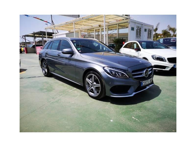 Mercedes-Benz Clase C C 250 d 4MATIC Estate -
