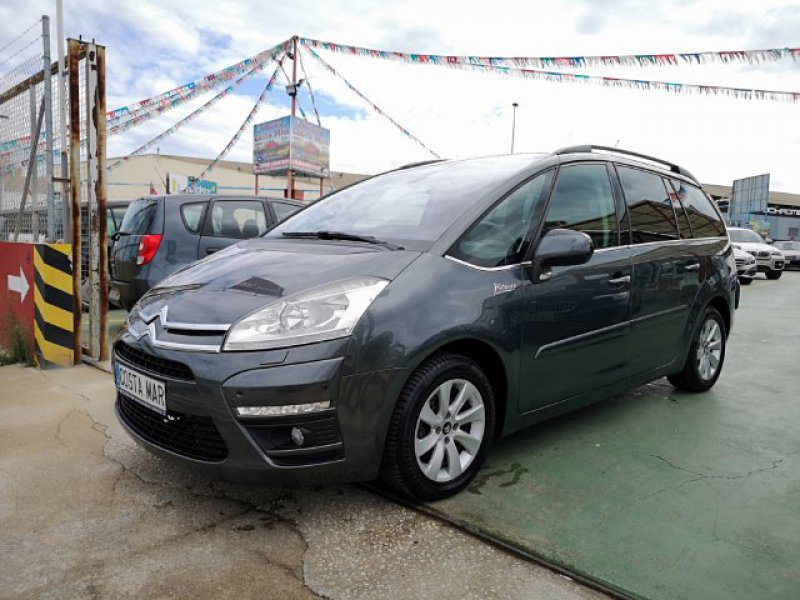 Citröen C4 Picasso 1.6 HDi 110cv Exclusive
