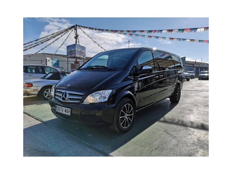 Mercedes-Benz Viano 3.0 CDI Larga Avantgarde