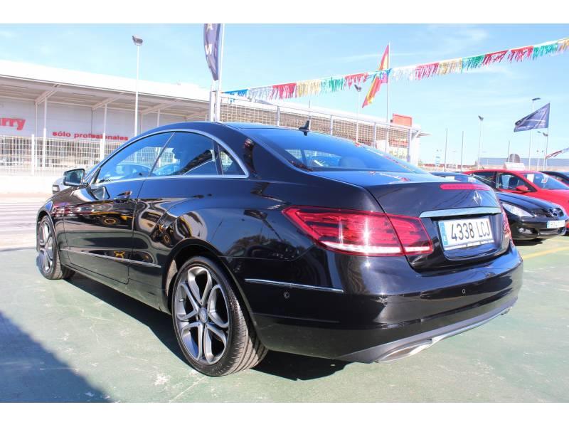 Mercedes-Benz Clase E Coupé E 220 CDI -