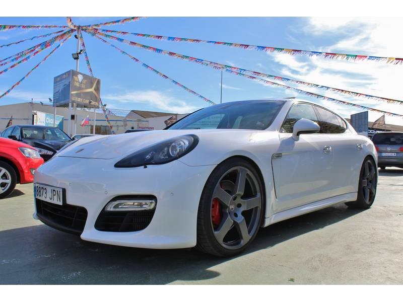 Porsche Panamera 4.8 Turbo S