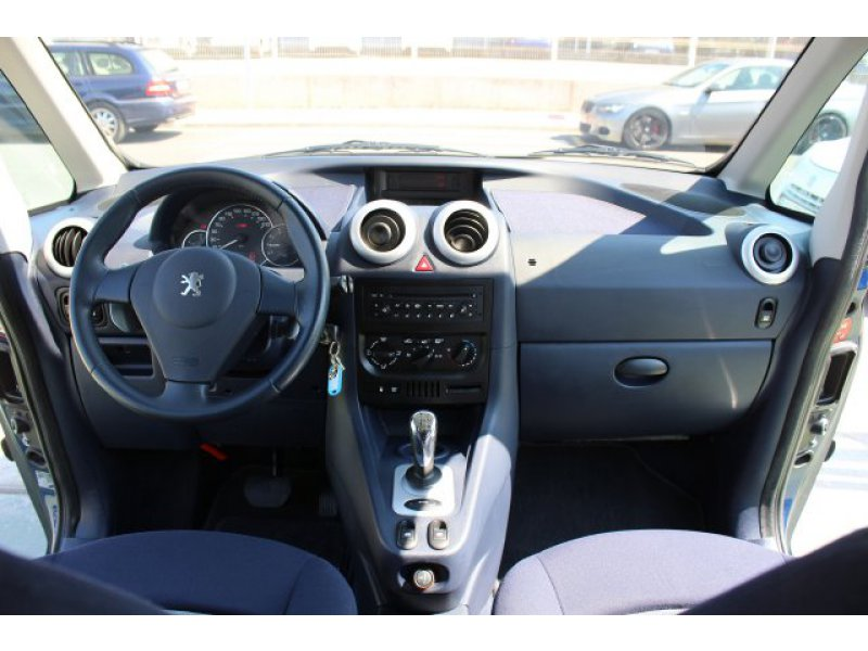 Peugeot 1007 1.6 2-Tronic Sporty