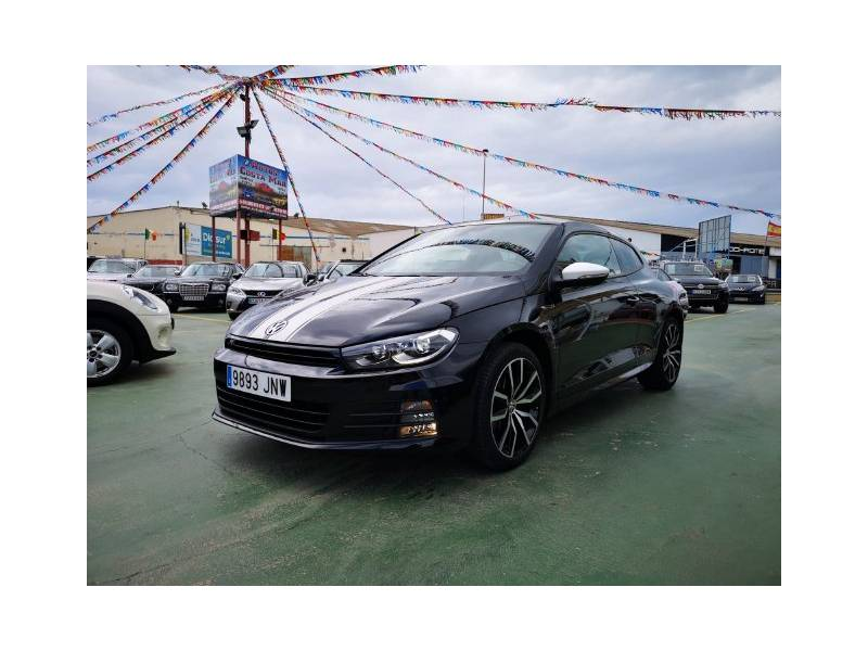 Volkswagen Scirocco 1.4 TSI 125CV BMT Typhoon by R-Line