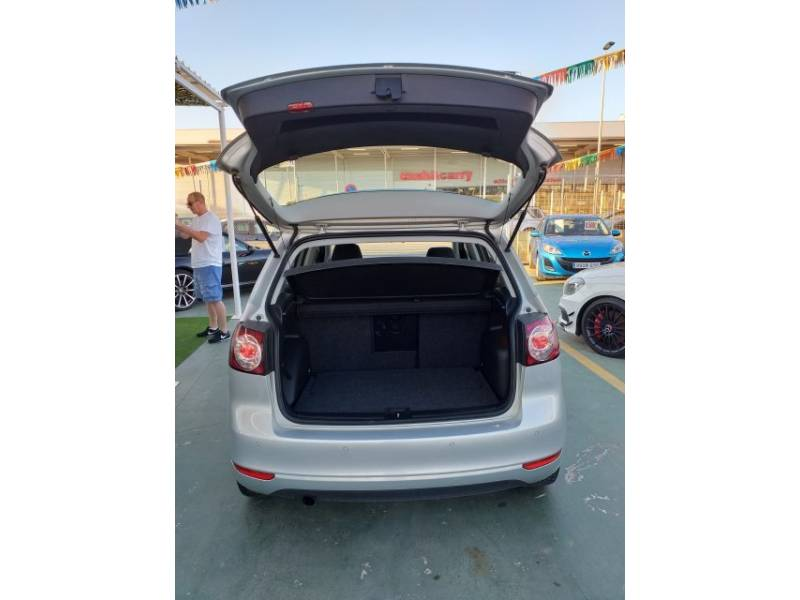 Volkswagen Golf Plus 1.6 TDI 105cv DPF DSG Sport