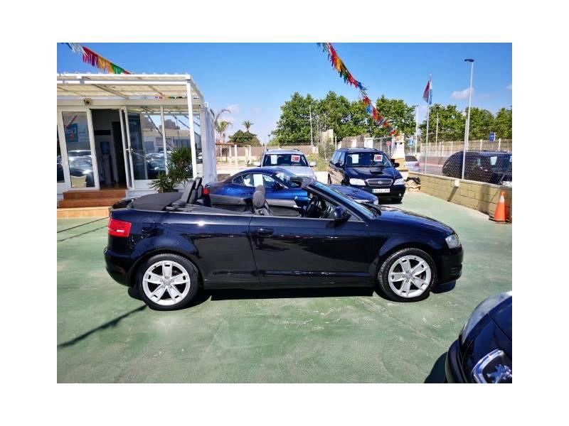 Audi A3 Cabrio 1.9 TDI Ambition