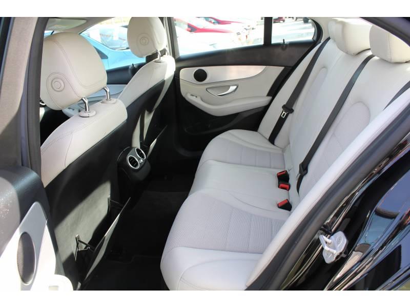 Mercedes-Benz Clase C C 220 CDI BE Blue Efficiency Edition