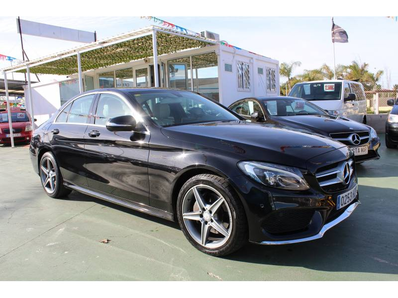 Mercedes-Benz Clase C C 220 CDI BE Blue Efficiency Edition