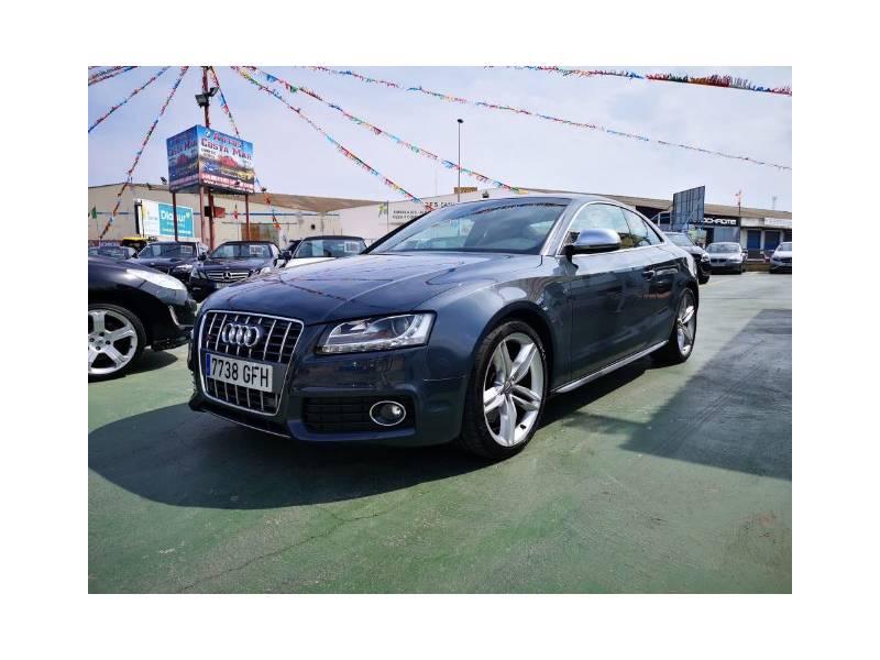 Audi S5 4.2 FSI quattro tiptronic -