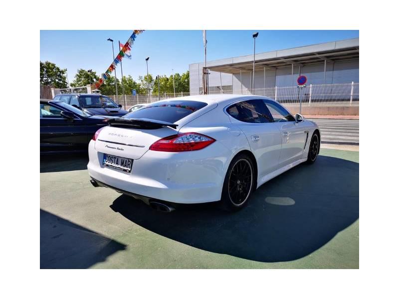 Porsche Panamera Turbo Turbo
