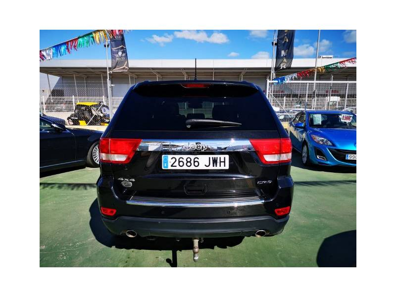 Jeep Grand Cherokee 3.0 V6 CRD   241 CV Overland
