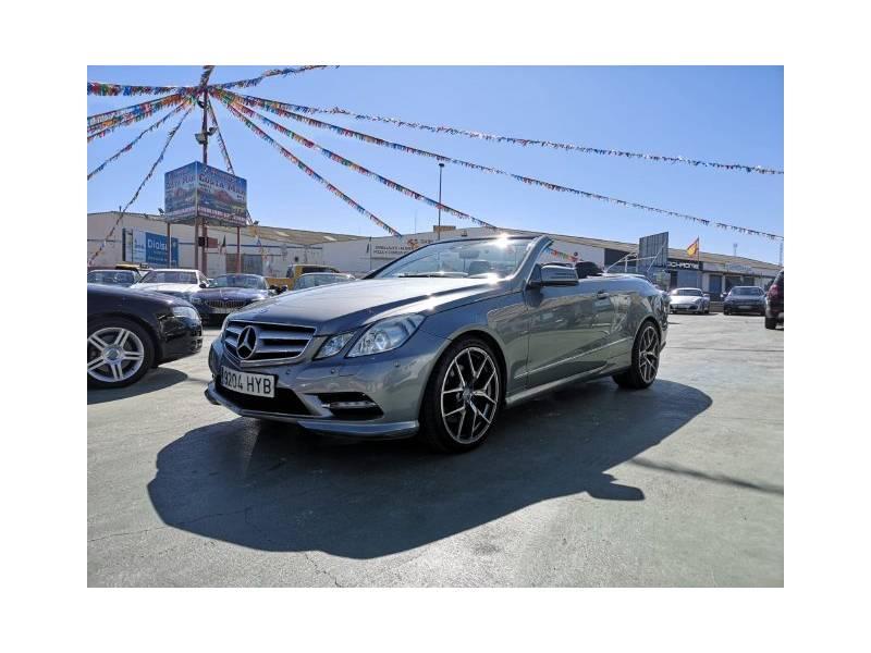Mercedes-Benz Clase E Cabrio E 350 BlueTEC -
