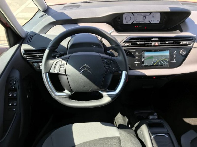 Citröen Grand C4 Picasso 1.6 HDi 110cv Exclusive