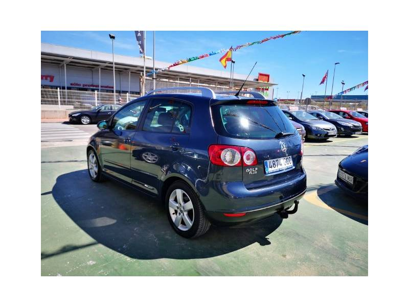 Volkswagen Golf Plus 1.9 TDI Highline