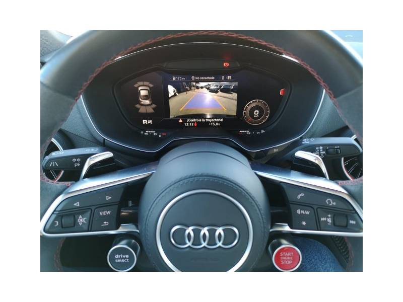 Audi TT RS Coupé 2.5 TFSI 400cv S tronic quattro -