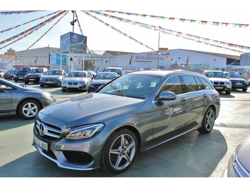 Mercedes-Benz Clase C C 250 d 4MATIC   Estate AMG Line