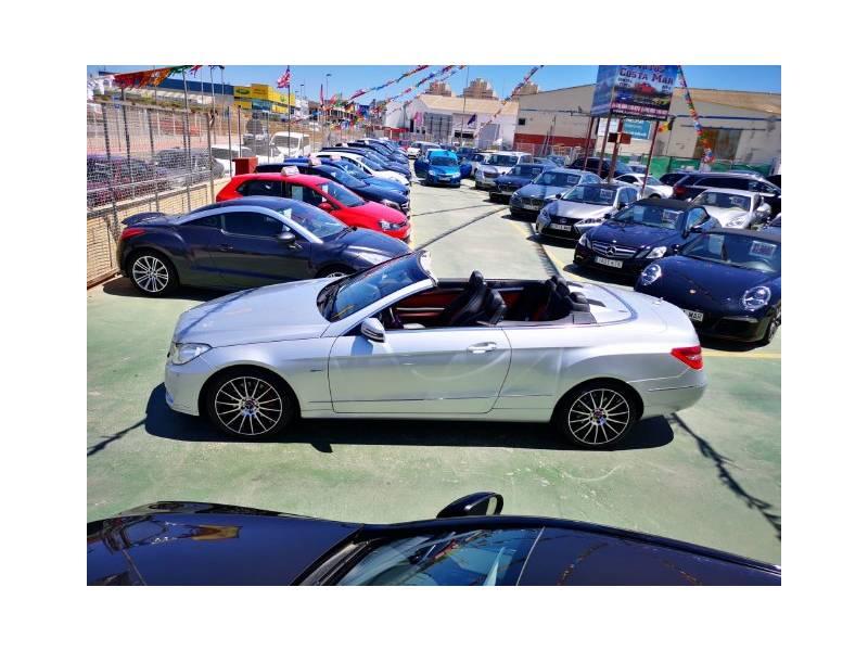 Mercedes-Benz Clase E Cabrio E 350 CDI BE Elegance