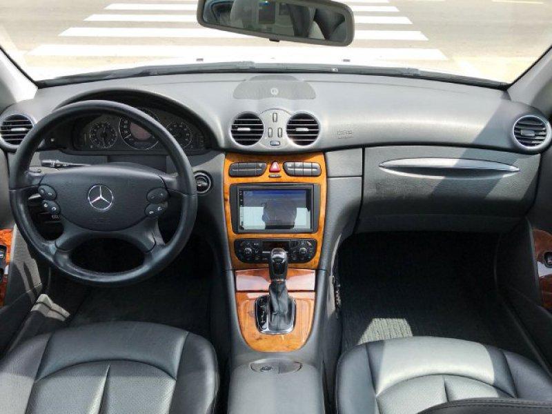 Mercedes-Benz Clase CLK CLK 320 ELEGANCE