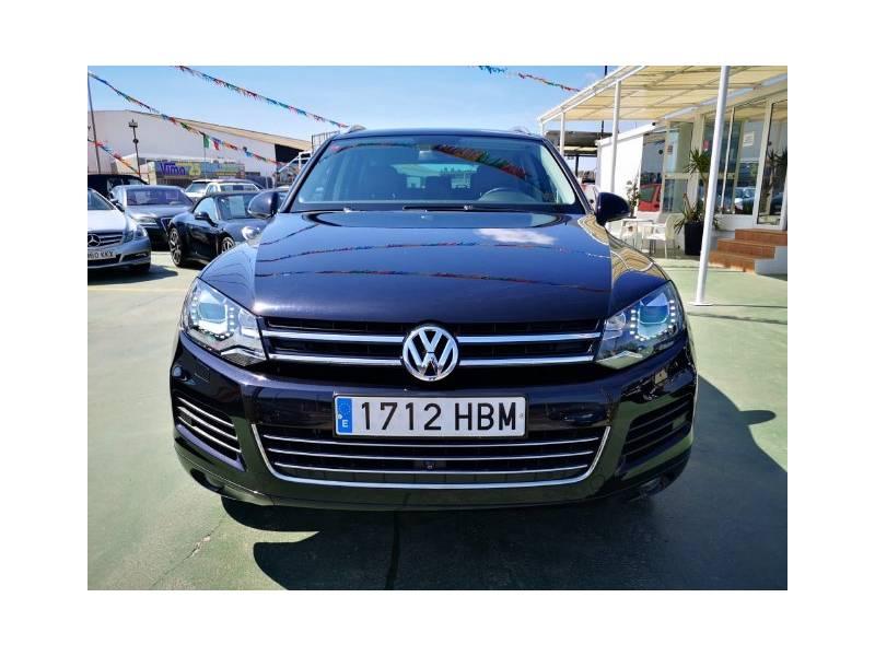 Volkswagen Touareg 3.0 V6 TDI -