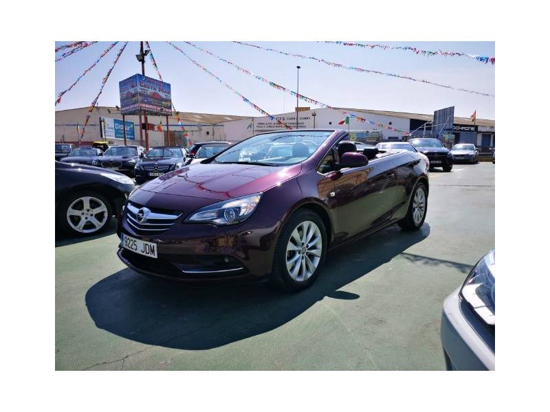 Opel Cabrio 1.4i  Turbo Excellence