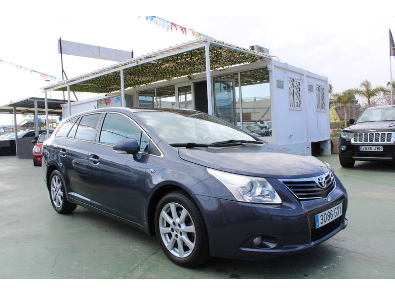 Toyota Avensis 2.2 D4D Clean Power   Wagon Sport