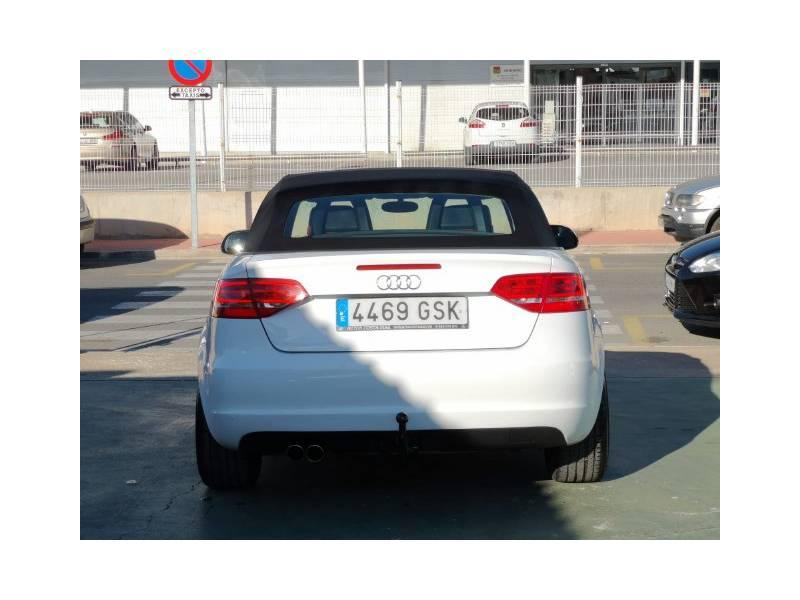 Audi A3 Cabrio 2.0 TDI DPF Ambition