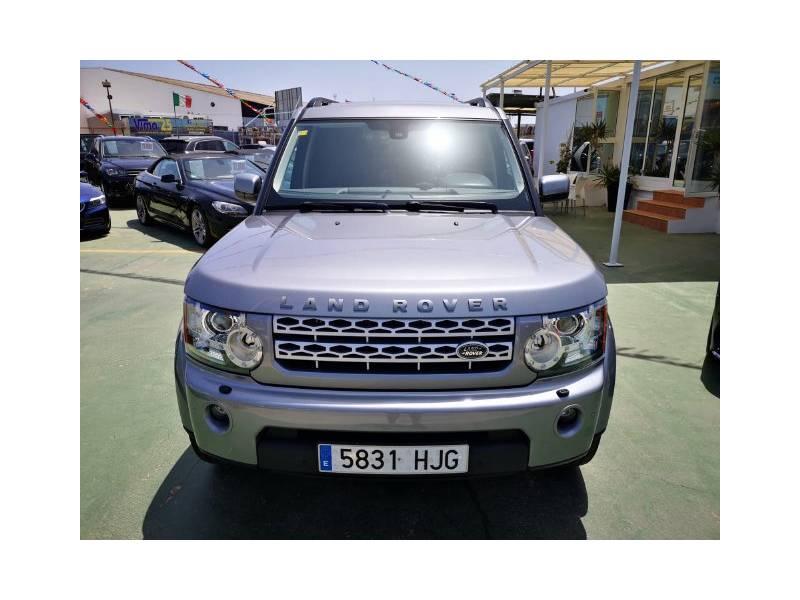 Land Rover Discovery 4 3.0 SDV6   255cv HSE