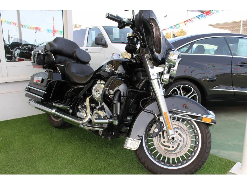 Harley Davidson Touring Ultra Classic Electra Glide 1600