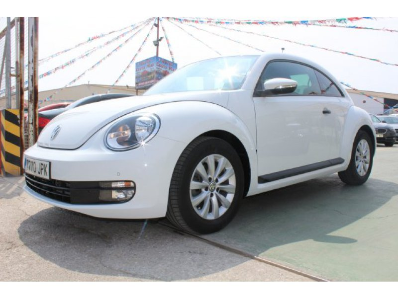 Volkswagen Beetle 1.2 TSI 105cv Beetlemanía