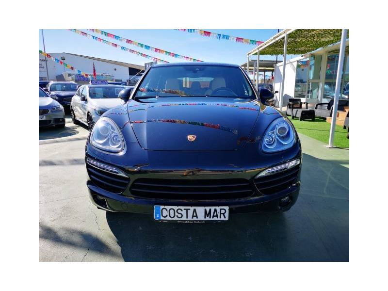 Porsche Cayenne 4.1   Diesel Tiptronic S