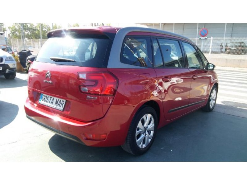 Citröen Grand C4 Picasso 1.6 HDi 111cv CMP Exclusive