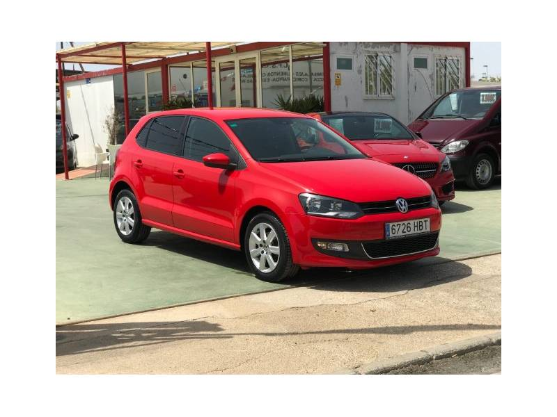 Volkswagen Polo 1.2 TSI 105cv DSG Sport