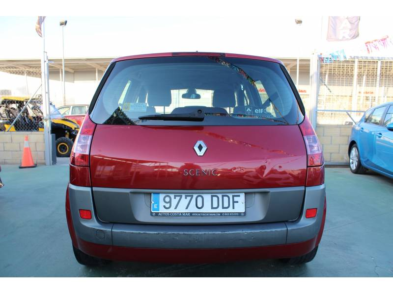 Renault Scénic 1.9DCI LUXE PRIVILEGE