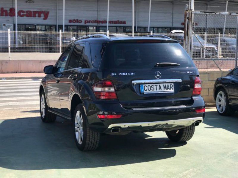 Mercedes-Benz Clase M ML 280 CDI Dynamic Edition